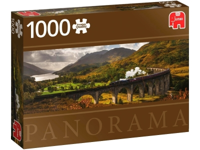 GLENFINNAN RAILWAY 1000pc*Pan*