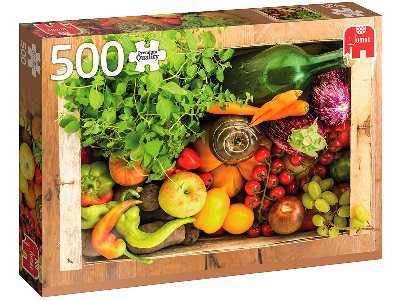 FRUIT & VEGETABLE BOX 500pc