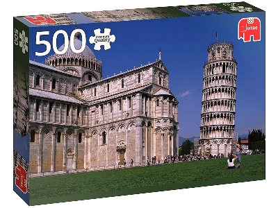 TOWER OF PISA 500pc