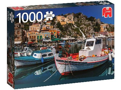 SYMI, GREECE 1000pc
