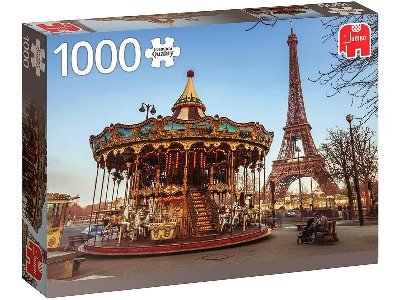 PARIS, FRANCE 1000pc