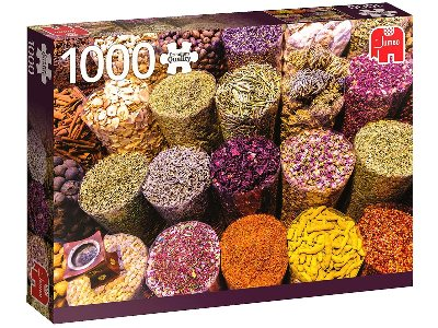 SPICES 1000pc