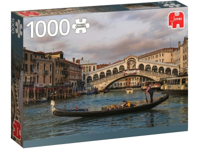 RAILTO BRIDGE VENICE 1000pc