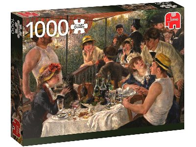 RENOIR, LUNCHEON BOATING 1000p