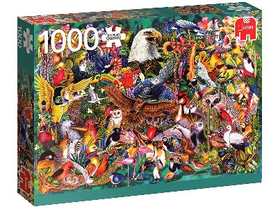 ANIMAL KINGDOM 1000pc