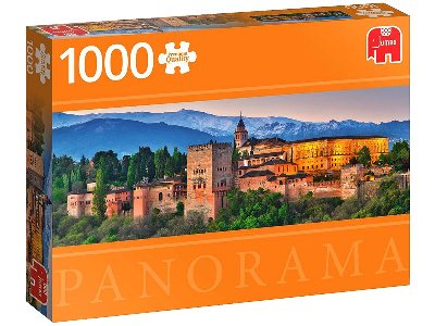 ALHAMBRA SPAIN 1000pc *Panor*