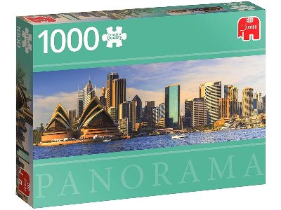 SYDNEY SKYLINE 1000pc *Pano*