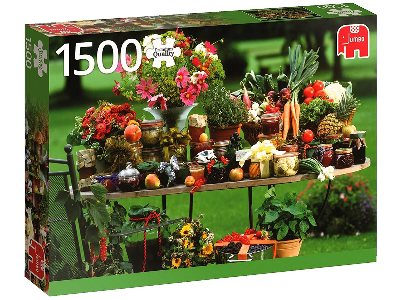 FRUIT & VEGETABLES 1500pc