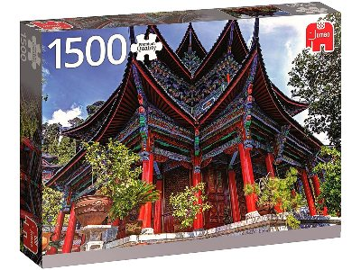 CHINESE TEMPLE 1500pc