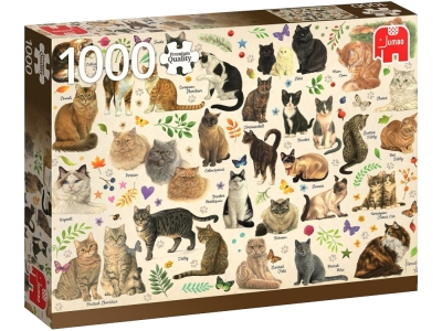 CATS POSTER 1000pc