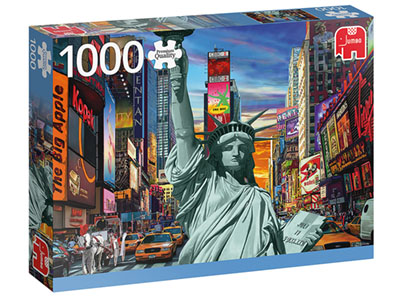 NEW YORK CITY 1000pc