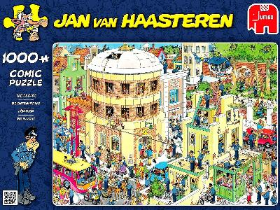JVH THE ESCAPE 1000pc