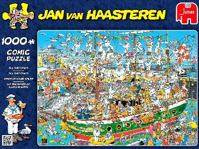 JVH TALL SHIP CHAOS 1000pc