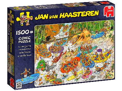 JVH WILD WATER RAFTING 1500pc