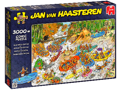 JVH WILD WATER RAFTING 3000pc