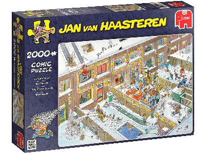 JVH CHRISTMAS EVE 2000pc
