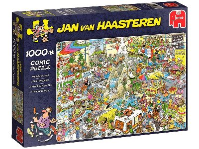 JVH THE HOLIDAY FAIR 1000pc