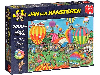 JVH BALLOON FESTIVAL 2000pc