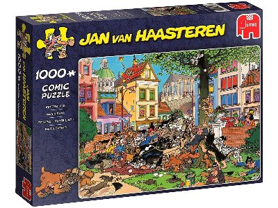 JVH GET THE CAT! 1000pc