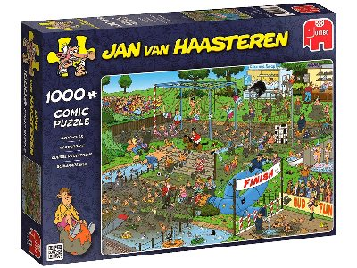 JVH MUDRACERS 1000pc