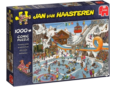JVH WINTER GAMES 1000pc
