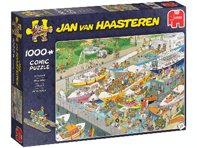 JVH THE LOCKS 1000pc