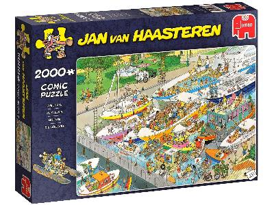 JVH THE LOCKS 2000pc