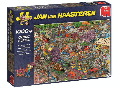 JVH FLOWER PARADE 1000pc