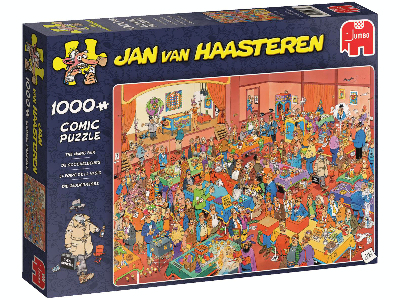 JVH MAGIC FAIR 1000pcs