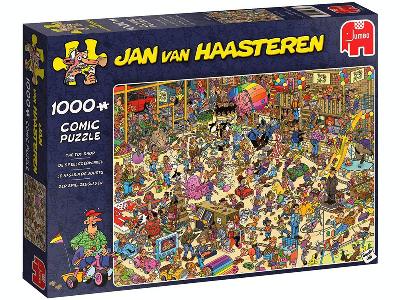 JVH THE TOY SHOP 1000pc