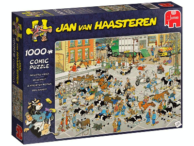 JVH THE CATTLE MARKET 1000pc