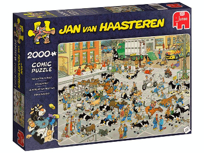 JVH THE CATTLE MARKET 2000pc
