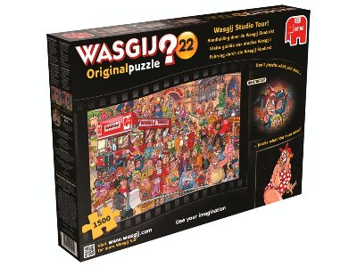 WASGIJ? ORIGINAL #22 1500pcs
