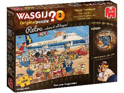WASGIJ? RETRO ORIGINAL #2