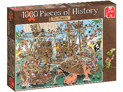 PIECES OF HISTORY PIRATES 1000