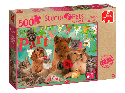 STUDIO PETS HAPPY B/DAY 500pc
