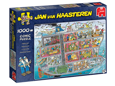 JVH CRUISE SHIP 1000pc