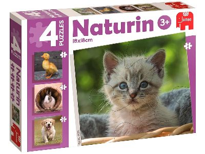 NATURIN PHOTO ANIMALS 4,6,9&12