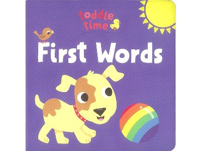 TODDLE TIME FIRST WORDS