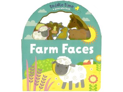 TODDLE TIME FARM FACES