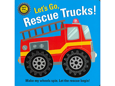 LET'S GO RESCUE TRUCKS