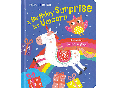BIRTHDAY SURPRISE FOR UNICORN
