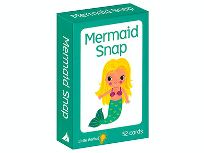 MERMAID SNAP LITTLE GENIUS