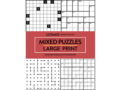 ULTIMATE MIXED PUZZLES
