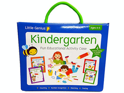 KINDERGARTEN ACTIVITY CASE