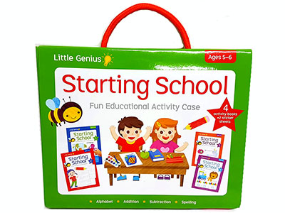 STARTING SCHOOL ACTIVITY CASE