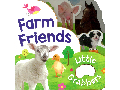 FARM FRIENDS LITTLE GRABBERS