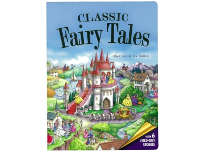 CLASSIC FAIRYTALE FOLD OUT
