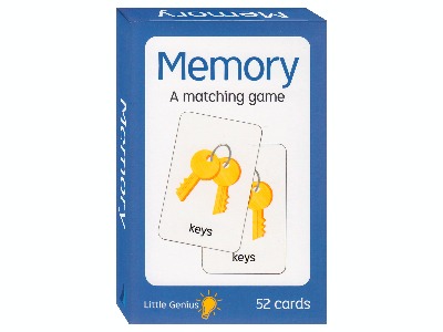 MEMORY MATCHING LITTLE GENIUS
