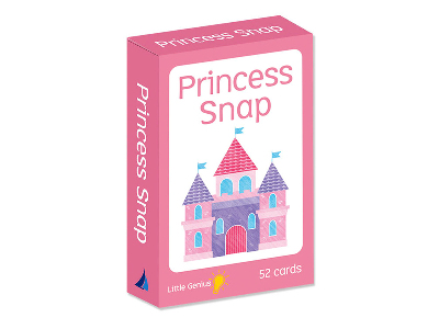 PRINCESS SNAP LITTLE GENIUS